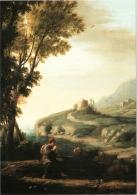 CPM 54 Nancy - Musée Des Beaux-Arts. Paysage Pastoral Par Claude Gellée TBE - Pittura & Quadri