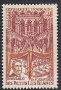 FRANCE Francia Frankreich - 1968 - Yvert 1575, Nuovo E Perfetto - France