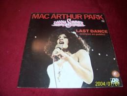 DONNA  SUMMER  ° MAC ARTHUR PARK - Soul - R&B