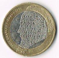 United Kingdom 2012 £2 Charles Dickens (1) - 1971-… : Decimal Coins