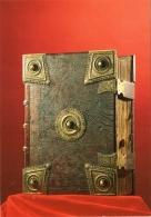 CPM 68 (Haut-Rhin) Colmar - Incunable CPC 656, 1ere Bible En Allemand. Bibliothèque Du Consistoire Protestant TBE - Antichità