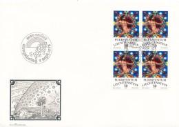 K8892 - Liechtenstein / First Day Cover (1978) 9490 Vaduz: Zodiac Signs - Sagittarius - Astrology