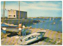 29 - Finistère /  L´ABER - WRAC´H : Le Club Nautique. - Autres Communes