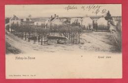 Habay-la-Neuve - Grand'Place  1905  ( Voir Verso ) - Habay