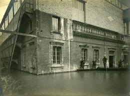 France Boulogne Sur Seine Inondations Usines Automobiles Butterosi Ancienne Photo 1924 - Places