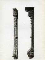 France Paris Objet D'Art Boiserie Ancienne Photo 1910 - Objects