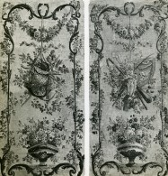 France Paris Objet D'Art Tapisserie Tapestry Ancienne Photo 1910 - Objects