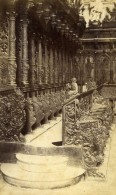 Suisse Baden Wettingen Couvent Stalles Baroque Ancienne Photo 1890 - Old (before 1900)