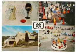 CPSM 06 MANDELIEU-LA NAPOULE LES VERRIERS DE MAURE-VIEIL MICK ET BOB LE BLEIS - France