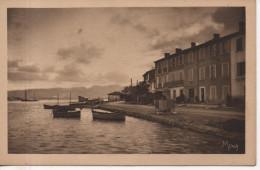 CPA - TOULON - SAINT MANDRIER - LE CREUX ST GEORGES - PORT ET MAISONS  - SE 226 - MONA - LES PETITS TABLEAUX DE PROVENCE - Toulon