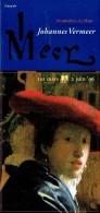 Ancien Dépliant Sur L'exposition Johannes Vermeer Mauritshuis La Haye (1996) - Dépliants Touristiques