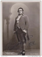 Beniamino Gigli Italian Opera Tenor W/Autograph Autographe Autografi Dedicacee Hand-signed  Signed In Berlin - Opéra