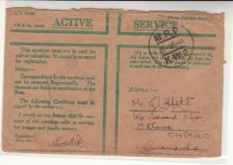 New Zealand / Military Mail / Greece - Nuova Zelanda