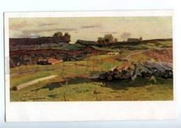 174199 SUN Village By LEVITANE Levitan Vintage RUSSIA PC - Illustrators & Photographers