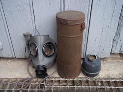 Masque à Gaz Civil FATRA Ww2 Neutra - 1939-45