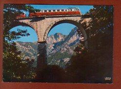 1 Cp Bocognano - Train - Autres Communes