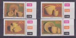 Transkei 1989 Pottery 4v (+margin) ** Mnh (32157) - Transkei