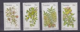 Transkei 1978 Edible Wild Fruits 4v ** Mnh (32161) - Transkei