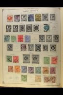 SCOTT INTERNATIONAL JUNIOR ALBUM (1935 Edition) Containing A World 1850's To 1930's Mostly Used Collection,... - Stamps