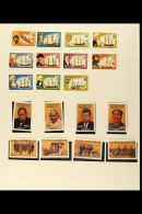 QEII MINT COLLECTION In An Album, We See Issues To About 1970 (odd Later Seen), We See A Range Of GB Incl. Freedom... - Stamps