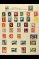WINDWARD ISLANDS QV To 1960's Mint And Used Collection On Album Pages. Chiefly All Different & Includes Useful... - Stamps