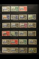 1935-82 OMNIBUS ACCUMULATION Includes A Mishmash Of Issues, Begins With A Fairly Random Mint & Used Selection... - Stamps