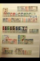 LAOS, LEBANON NEVER HINGED MINT SETS, A Collection In A Stock Book Of Sets Spanning The 1950's To 1980's, All... - Stamps