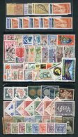 AFRICAN NATIONS HOARD 1930-1970. A Largely Unchecked Accumulation Of Mint Issues On Stockcards. An Ex Dealers... - Stamps