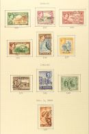 """WORLD """"H"""" TO """"J"""" COUNTRIES FINE USED COLLECTION. 1860's-1960's ALL DIFFERENT Stamps On Leaves, Inc Extensive... - Stamps"""