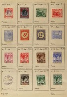 COMMONWEALTH APPROVAL BOOK 1963 Approval Book Containing A Fine And Fresh Range Of Mint Stamps With Many Better... - Stamps