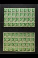 SMALL WORLD SORTER An All Period (QV To QEII Era) Mostly Used Range In Two World Collections In Large Albums With... - Stamps