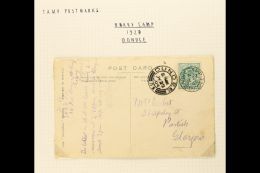 BRITISH ARMY CAMP POSTMARKS 1885-1959 SUPER COLLECTION Of Picture Postcards Or Covers, Each Of Which Cancelled By... - Stamps