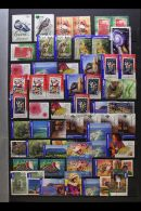WORLD SORTER An All Period Mint & Used Range In Ten Albums & Stock Books Plus A Large Film Fronted Packet... - Stamps
