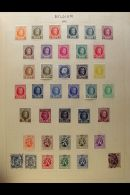 """""""OLD TIME"""" EUROPE COLLECTION 1840s-1940s. A Delightful, ALL DIFFERENT Old Collection Presented In An Old Spring... - Stamps"""