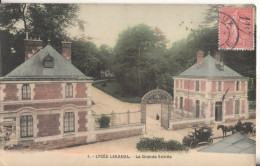 92   Sceaux Lycee Lakanal - Sceaux
