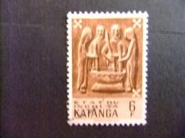 KATANGA  1961 KATANGESE KUNST - COB Nº 59 º FU - Katanga