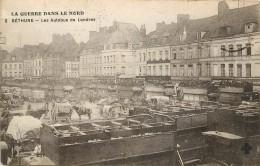 BETHUNE - Les Autobus De Londres. - War 1914-18