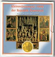 Austria Osterreich Coin Set 1998 - Austria