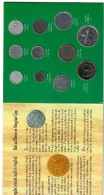 UNGHERIA COINSET OF HUNGARY 1995 11 Valori OFFICIAL BLISTER FDC - Ungheria