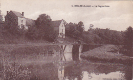 Cpa-45-briare -la Cognardiere-edi Guillemeau N°1 - Briare