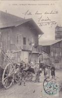 Cpa-75-paris XVIIIe/ 18e-animée-maquis A Montmartre-edi G.I. N°10 - Arrondissement: 18