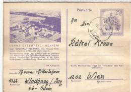 AUSTRIA ENTERO POSTAL WINDHAAG BEI PERG - Ganzsachen