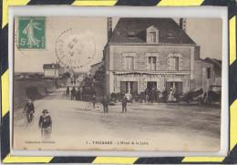 THOUARE. - . L'HÔTEL DE LA LOIRE. ANIMATION - Frankreich