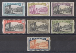 CAM-3 - CAMEROUN Taxe N° 1/6 + 8 Neufs* - Cameroun (1915-1959)