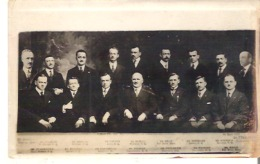 A Group Of Doctors  1919  Quebec And New England, Maine Massachusetts  Photo Veritable RPPC - Health