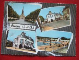 41 - OUCQUES - CARTE MULTI-VUES - - France