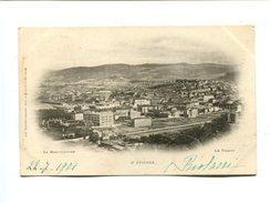 Cp - SAINT ETIENNE (42) - La Manufacture - Le Viaduc - Saint Etienne