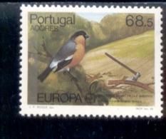 376 CEPT Natur Und Umweltschutz MNH ** Postfrisch - Azoren