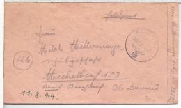 ALEMANIA REICH WW2 FELDPOST 35183 SEGUNDA GUERRA MUNDIAL