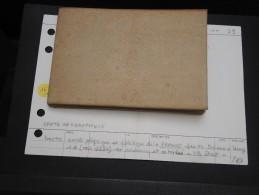 VIEUX PAPIERS - Carte Physique Et Politique Par Drieux Et Leroy ( Vers 1880 ) En Couleur Et Entoilée - A Voir - L 2546 - Carte Geographique